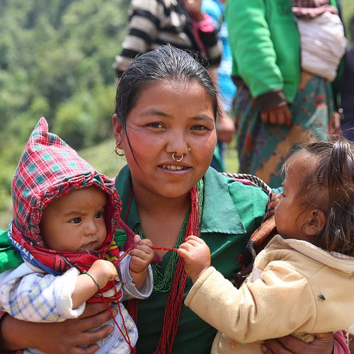 Fundraising For Friends Of Himalayan Children